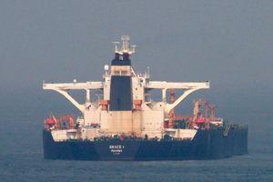 'Siêu tàu dầu' Iran có thể sắp cập cảng Syria