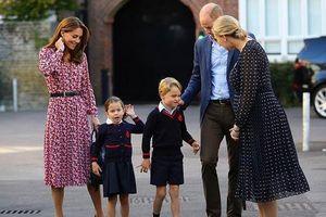 Ngày đầu đi học đã nổi khắp mặt báo vì có hành động 'bá đạo', nhưng Công chúa Charlotte còn có những điều thú vị hơn