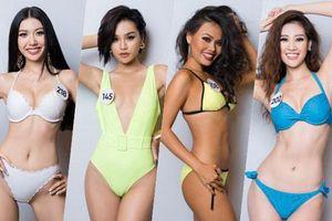 Ngắm trọn body của dàn thí sinh Hoa hậu Hoàn vũ Việt Nam 2019: Chính thức lộ diện những ứng cử viên đáng gờm!