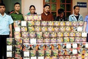 Thuê xe tải chở 347kg pháo từ Quảng Bình về Nghệ An tiêu thụ