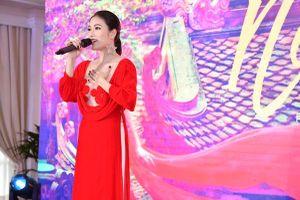 Vượt qua căn bệnh trầm cảm, Hoa hậu Áo dài Tuyết Nga ra mắt dự án âm nhạc hoành tráng