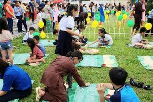 Đại Phúc tổ chức chương trình'Vầng trăng yêu thương' cho trẻ em có hoàn cảnh khó khăn
