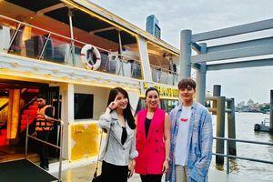 Yeo Jin Goo - IU cùng dàn diễn viên của 'Hotel Del Luna' vui vẻ tận hưởng kỳ nghỉ thưởng tại Thái Lan