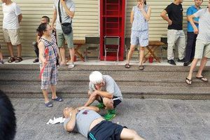 Nổ lớn tại chung cư HH Linh Đàm, nhiều người bị thương