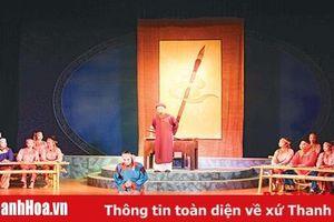 Niềm vui lớn của các nghệ sĩ xứ Thanh