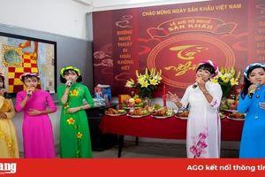 Liên hiệp các Hội Văn học Nghệ thuật An Giang tổ chức Lễ Giỗ tổ sân khấu