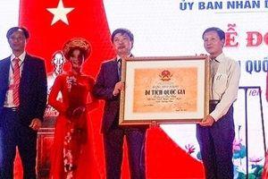 Làng cổ Lộc Yên được xếp hạng Di tích cấp Quốc gia