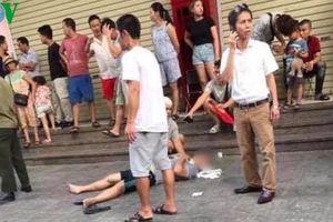 Công an điều tra vụ nổ ở Linh Đàm khiến 3 người bị thương