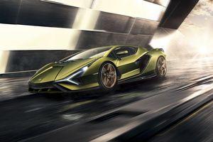 Lamborghini Sían ra mắt trước thềm Frankfurt Motor Show