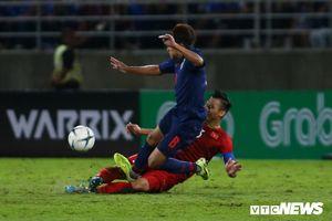 Cầu thủ Thái Lan đạp Quế Ngọc Hải: VFF không khiếu nại lên AFC