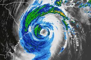 Siêu bão quái vật Dorian tiến về Canada sau khi càn quét Mỹ, Bahamas