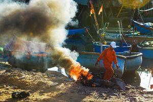 Dự án trăm tỷ 'treo' giữa Quy Nhơn, dân sống chung với ô nhiễm