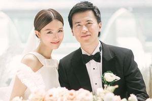 Sao nữ 'Thiên long bát bộ' kết hôn với bạn trai đại gia
