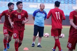 U22 Việt Nam đối đầu Trung Quốc: Chiến lược của thầy Park