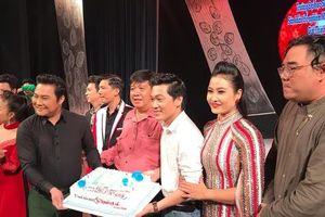 NSƯT Lê Nguyên Đạt 'chào sân' trước thềm liên hoan quốc tế