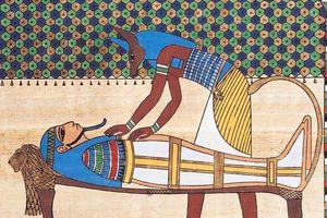 Giải mã cực sốc công thức ướp xác Ai Cập cổ đại
