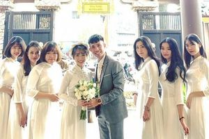 Đám cưới con gái, đại gia Minh Nhựa chơi lớn khiến vạn người trầm trồ