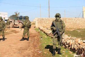 Hàng trăm binh sĩ Nga được triển khai tại Idlib