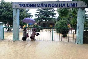 3 huyện miền núi Hà Tĩnh đồng loạt khai giảng vào ngày 9/9