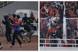 Malaysia không nương tay, CĐV Indonesia có thể bị 'cấm cửa' trong trận gặp Việt Nam
