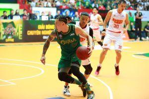 Cantho Catfish tạo lợi thế ở loạt trận chung kết bóng rổ chuyên nghiệp Việt Nam
