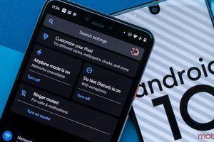 Nhiều tính năng hữu ích xuất hiện trong Android 10 mới phát hành