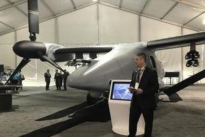 Mỹ ra mắt máy bay không người lái chiến đấu sử dụng cánh quạt lật độc nhất vô nhị