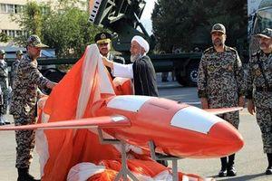 Iran 'trình làng' máy bay không người lái thế hệ mới Kian