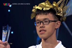 Nam sinh Đắk Lắk giành tấm vé cuối cùng vào chơi trận chung kết Đường lên đỉnh Olympia năm 2019