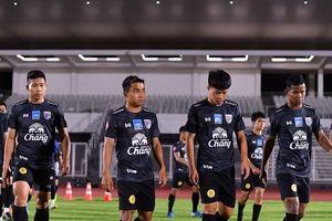 Tinh thần tuyển thủ Thái Lan xuống dốc sau trận hòa ĐT Việt Nam?