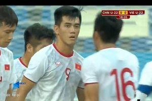 Tiến Linh tỏa sáng, U23 Việt Nam đánh bại chủ nhà Trung Quốc