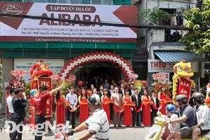 Alibaba vẫn khai trương văn phòng trái phép tại Đồng Nai dù đang bị điều tra