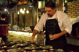 'Du ngoạn vị giác' với những món ăn độc đáo của Argentina tại Hà Nội