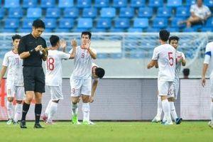 U22 Việt Nam đánh bại đội chủ nhà Trung Quốc 2-0