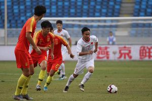 BLV Quang Huy: 'HLV Park Hang Seo quá siêu nhưng không nghĩ U22 Trung Quốc đuối thế'
