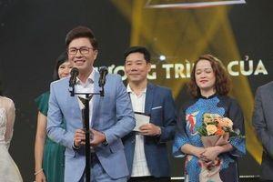 MC Lê Anh: 'Giai điệu tự hào' chờ đợi 3 năm để đạt giải thưởng 'Chương trình của năm' tại VTV Awards 2019