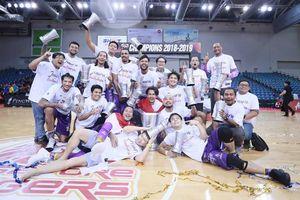 Nhà vô địch CLS Knights chính thức rút lui khỏi Asean Basketball League 10, nhường chỗ cho Fubon Braves