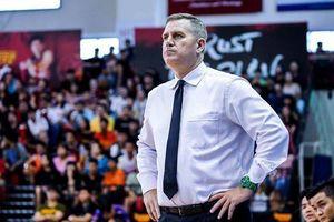 HLV Kevin Yurkus 'bật mí' về danh sách đội tuyển bóng rổ Việt Nam tham dự SEA Games 30