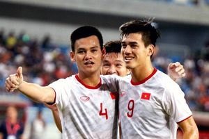 Toàn cảnh chiến thắng đáng nhớ của U22 Việt Nam trước U22 Trung Quốc
