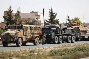 Thổ Nhĩ Kỳ cấp tốc ứng chiến trước nguy cơ quân đội Syria tấn công trạm quan sát