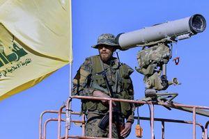 Vừa bay qua biên giới Lebanon, UAV Israel đã bị bắn hạ