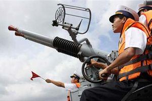Việt Nam sử dụng hải pháo do Mỹ sản xuất