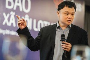 Sếp VCCorp: Lotus chỉ cạnh tranh với Facebook, YouTube về thời gian sử dụng của người dùng