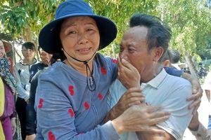 Vụ '41 ngư dân Quảng Nam gặp nạn': Những giọt nước mắt cho người còn ở khơi xa