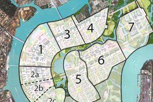 Chính thức đấu giá một phần Khu đô thị mới Thủ Thiêm