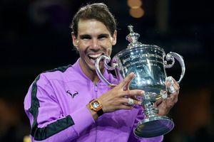 Nadal áp sát kỷ lục danh hiệu Grand Slam của Federer