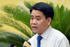 Ông Nguyễn Đức Chung: TP và quận Thanh Xuân đã kịp thời cảnh báo