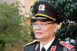 Thiếu tướng Tô Ân Xô làm Chánh văn phòng Bộ Công an