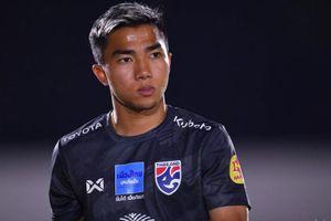 Chanathip thích thi đấu dưới sức ép của CĐV Indonesia