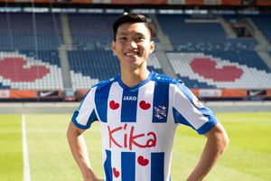 Văn Hậu nhận lương cao cỡ nào trong đội Heerenveen